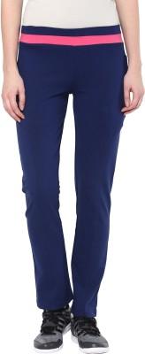 Sakhi Sang Solid Women's Blue, Pink Track Pants