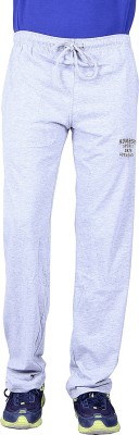 HUMBERT Solid Men's Silver Track Pants