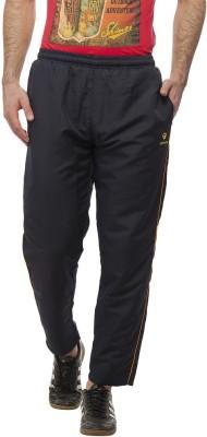 Gypsum Self Design Men,s Blue, Gold Track Pants