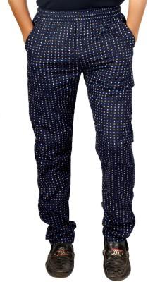 AADUKI Printed Men's Multicolor Track Pants