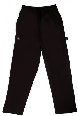 Ice Solid Boy's Brown Track Pants