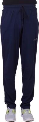 Tab 91 Men's Lower Solid Men's Blue Track Pants