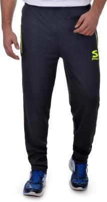 Surly Self Design Men's Grey, Green Track Pants