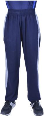 SST Solid Men's Dark Blue Track Pants