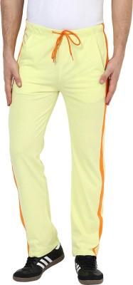 Yepme Solid Men's Green Track Pants