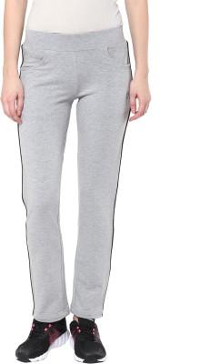Sakhi Sang Solid Women's Grey, Black Track Pants
