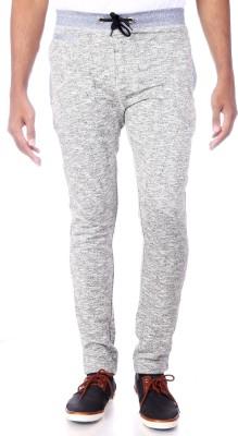 Shootr Self Design Men,s Grey Track Pants