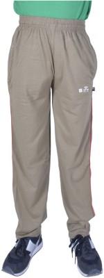 SST Solid Men's Beige Track Pants