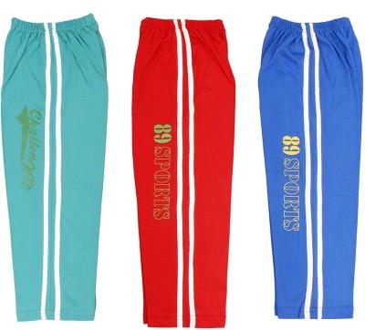 Doller Solid Boy's Multicolor Track Pants