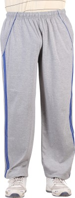 NCI Fashion Striped Men's Grey, Blue Track Pants