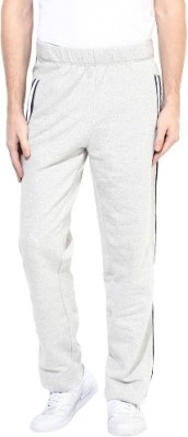 UV&W Solid Men's Grey Track Pants
