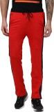 Yepme Solid Men's Red Track Pants