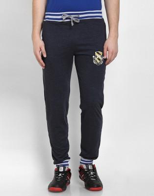 Cotton County Premium Solid Men's Grey Track Pants