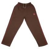 Lingo Track Pant For Boys (Brown)