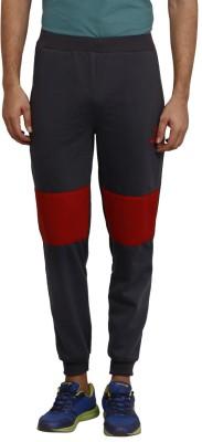 sporty culture Solid Men's Grey Track Pants