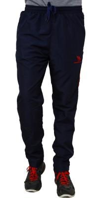 American Cult Solid Men's Dark Blue Track Pants
