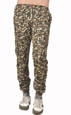 Nifty Printed Men's Multicolor Track Pants