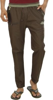 Leg-In Solid Men's Multicolor Track Pants