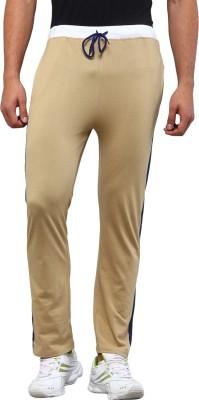 Yepme Solid Men's Beige Track Pants