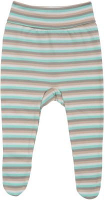 Sand Beach Striped Baby Boy's Multicolor Track Pants
