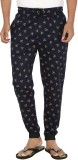 Fever Stylish Charm Printed Men's Dark B...