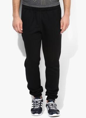 BDI Solid Men's Black Track Pants
