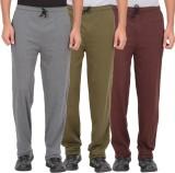 Garudaa Garments Solid Men's Grey, Light...