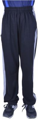 SST Solid Men's Black Track Pants