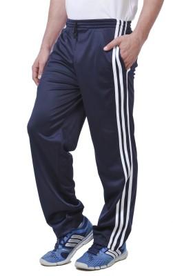 American Crew Striped Men's Dark Blue Track Pants