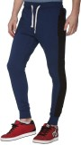 CLUB YORK Solid Men's Blue Track Pants