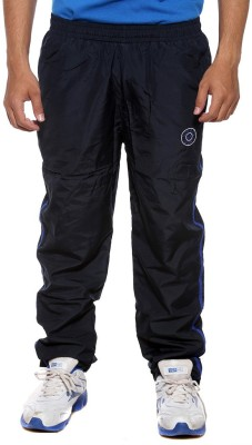 Sports 52 Wear Solid Men's Blue Track Pants