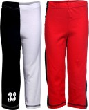 Gkidz Track Pant For Boys (Red)