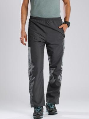 HRX by Hrithik Roshan Woven Men's Grey Track Pants