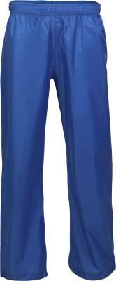 Wildcraft Solid Men's Blue Track Pants
