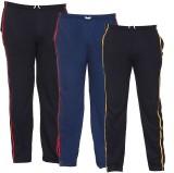 TeesTadka Solid Men's Multicolor Track P...