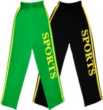 Sweet Angel Track Pant For Boys (Green)