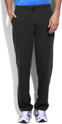 Duke Stardust Solid Men,s Grey Track Pants