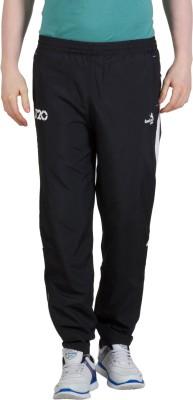 Goodluck L-0008 B Striped Men's Black, White Track Pants