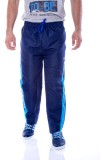 Choice4U Solid Men's Dark Blue, Blue Tra...