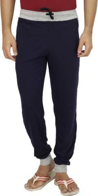 Sanvi Traders Solid Men's Blue Track Pants
