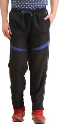 SPAWN Solid Men,s Blue Track Pants