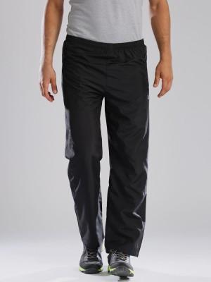 HRX by Hrithik Roshan Woven Men's Black Track Pants
