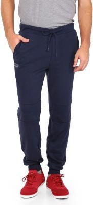 Puma IRBR LS Sweat Pants Solid Men's Black Track Pants