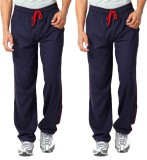 WellFitLook Cool TrackPant Solid Men's B...