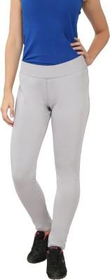 My Secret Comfortable Solid Women's Grey Track Pants