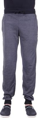 Gag Wear Solid Men's Grey Track Pants