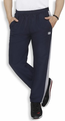 Live In Solid Men's Dark Blue Track Pants
