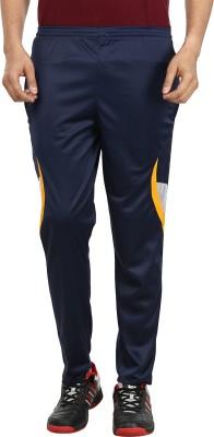 Gumber Solid Men's Blue Track Pants