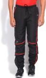 Fila Striped Men's Black Track Pants