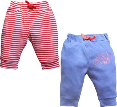 FS Mini Klub PO2 Bottoms Striped Baby Boy,s Red Track Pants